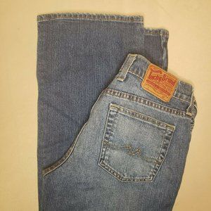 Lucky Brand Sweet N' Low Dungarees 27